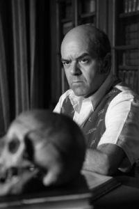 Lo scrittore Danilo Arona