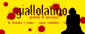Premio bando concorso letteraraio Giallo latino 2011