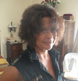 Scrittrice Simonetta Santamaria