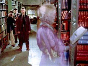 Fantasma in libreria
