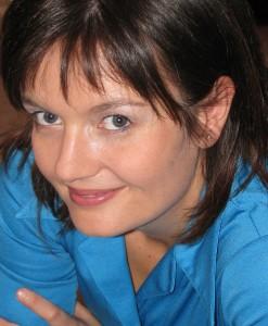 Francesca Panzacchi scrittrice modella