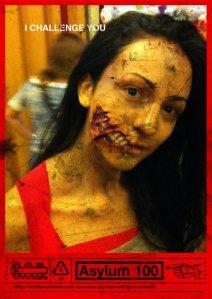 Asylum 100 concorso di scrittevolmente horror