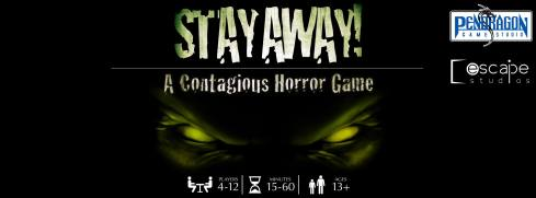 head stay away! card game